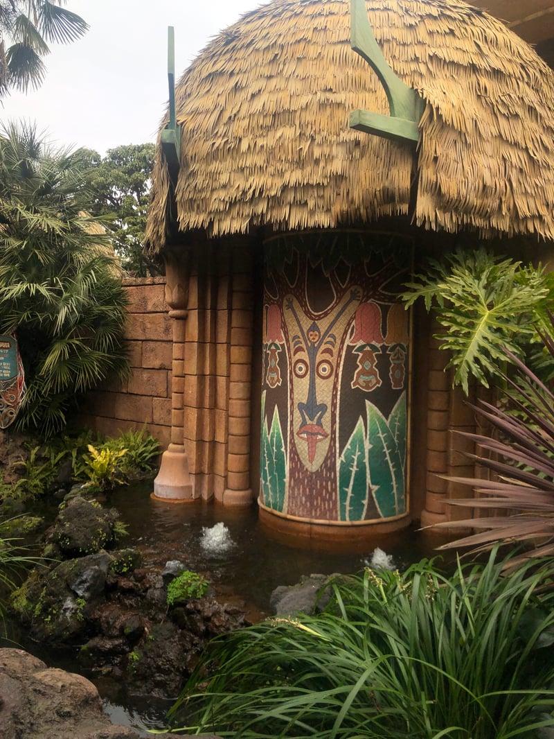 庭づくり 東京ディズニーランド