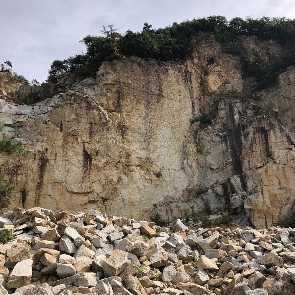 小豆島 お庭づくり 石材